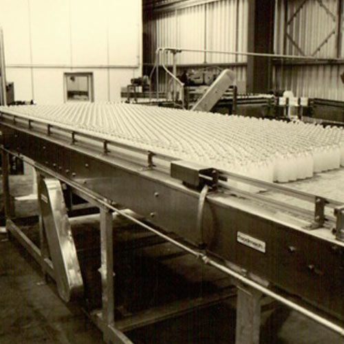 Foodmach conveyor in 1970's