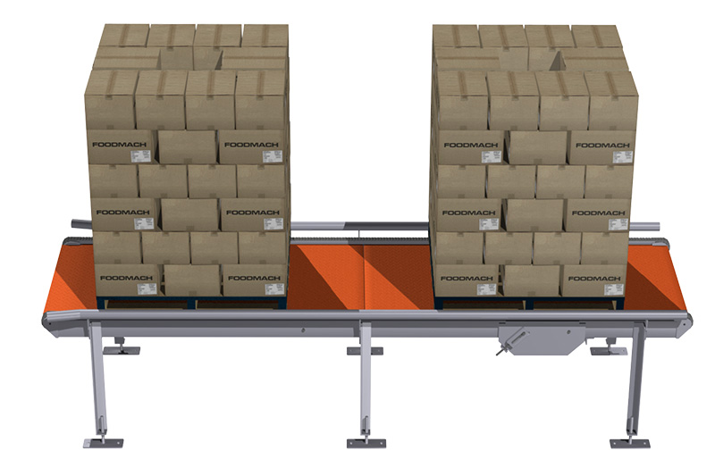 Foodmach Pallet Conveying