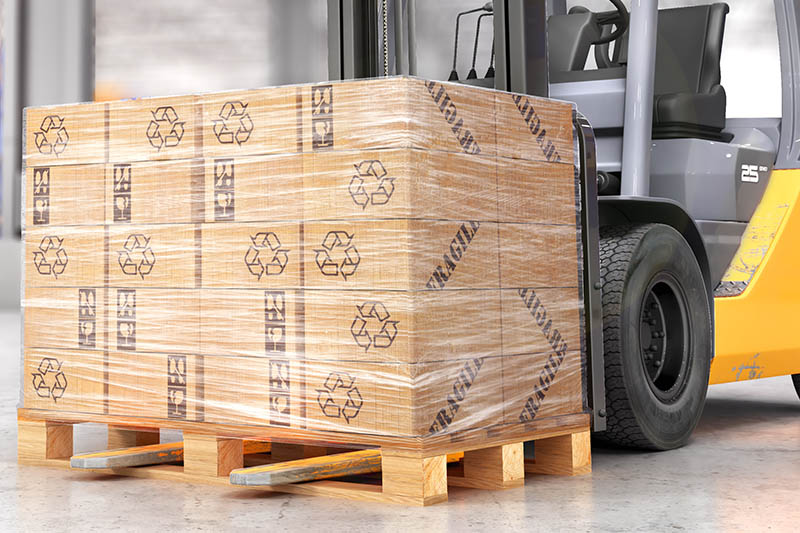 Why upgrade your pallet wrapper?