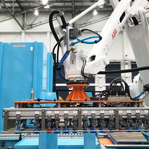 Foodmach Robotic Beverage Line