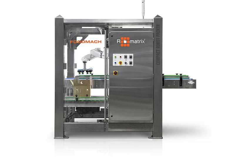 Robomatrix Compact Robot Case Packer