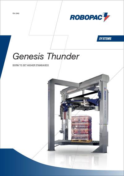 Robopac Genesis Thunder Brochure