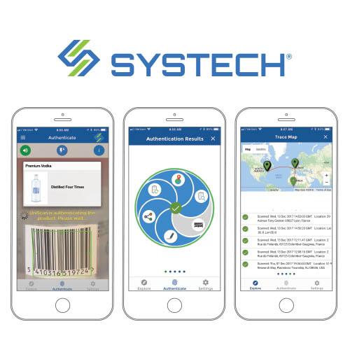 Systech e-Fingerprint Technology