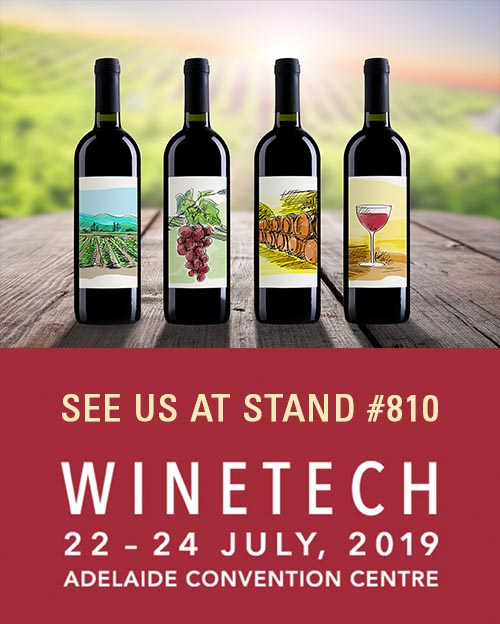 Meet Foodmach at WineTech 2019