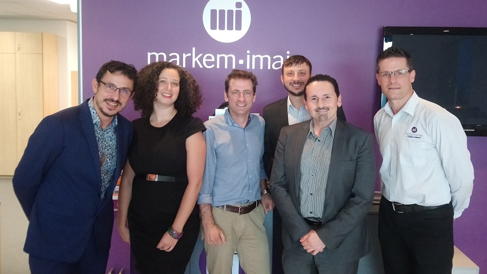 Markem-Imaje appoints Foodmach as distributor