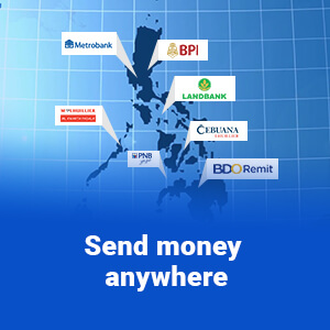 Send Money Anywhere
