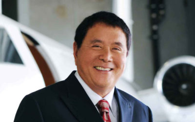 Robert Kiyosaki's 8 Quotes to Change Your Life
