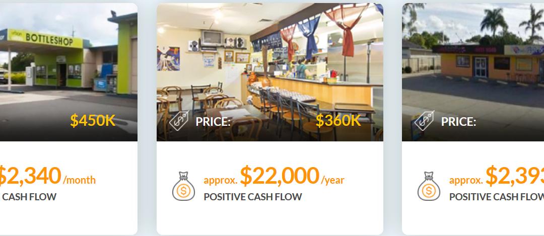 """""""(Brisbane) Commercial Property Cashflow Event"""""""