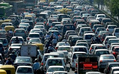 (New Study) Workers Stuck in Traffic 21 Days Per Year