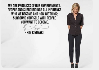 Kim Kiyosaki's Best Advice for Getting Ahead