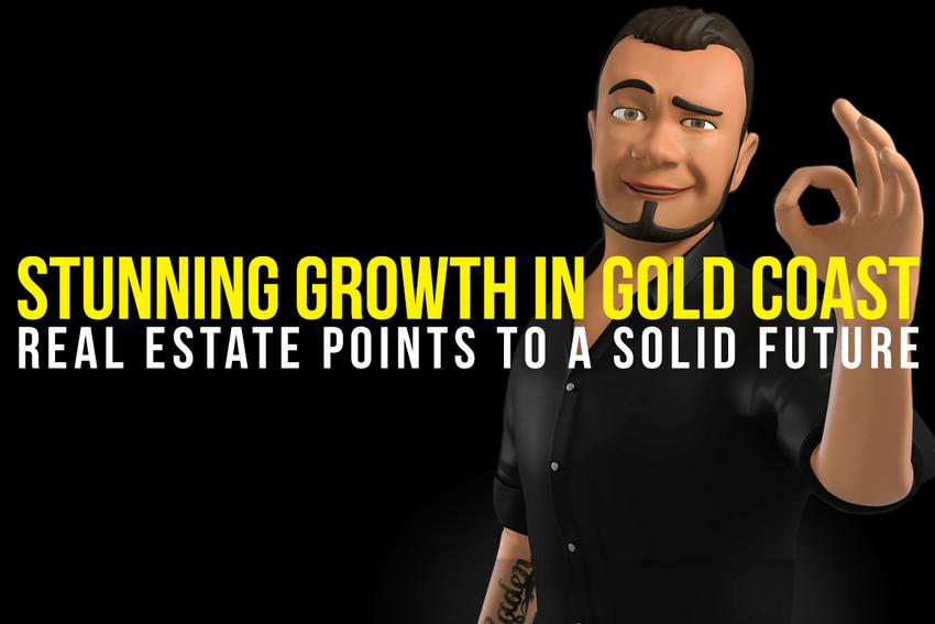 Stunning growth in Gold Coast real estate points to a solid future