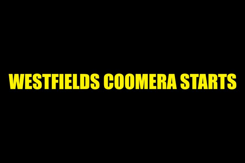 Westfield in Coomera begin to take shape