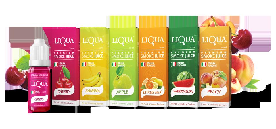 Liqua Banner