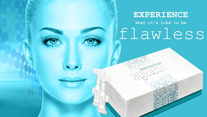 Globally Ageless launches the Instantly Ageless website