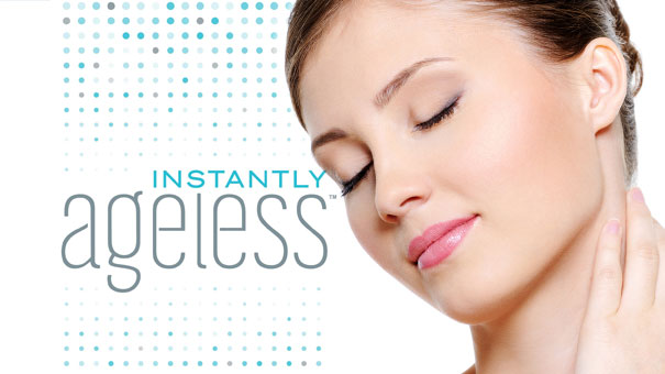 Instantly Ageless Demonstration