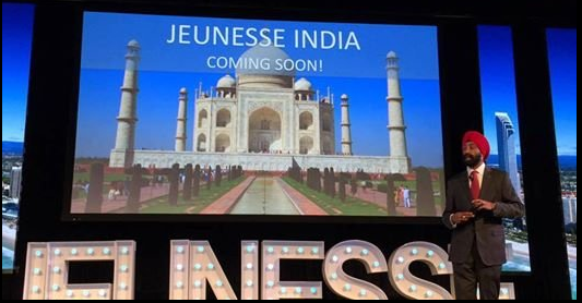 Jeunesse India Launch Contact US