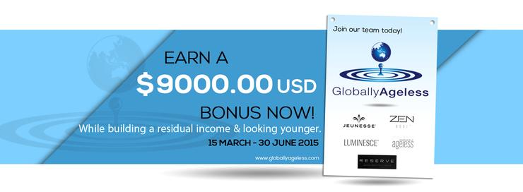 Jeunesse now gives you more reason to join their dynamic networking team
