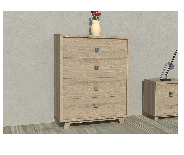 Bendigo Tallboy (Oak)