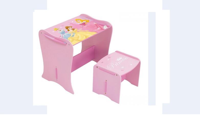 Disney Princess Desk and Stool