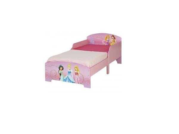 Disney Princess Toddler Bed Frame