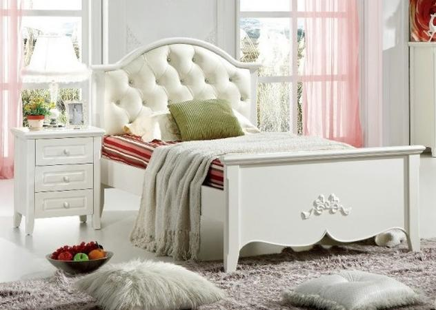 Iris Bed & Trundle($970) King-single)