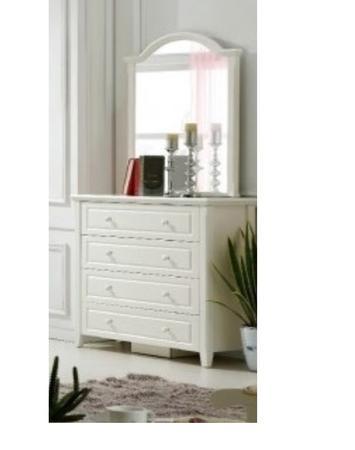 Iris Dresser & Mirror