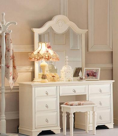 La Lune Dresser & Mirror
