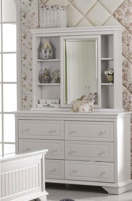 Mozart Dresser & Mirror