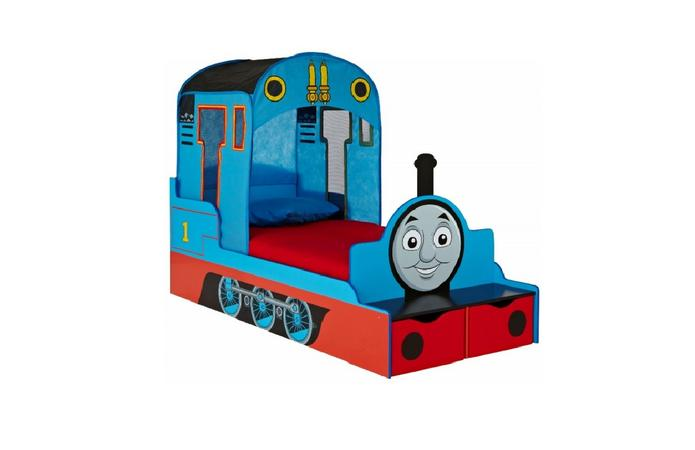 Thomas Feature Toddler Bed