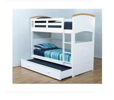 Ranch Bunk - King single & Trundle$1050