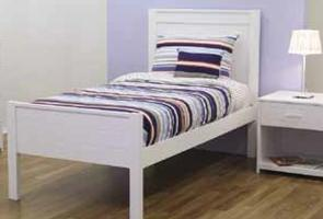 Cologne Bed Frame (King-single)