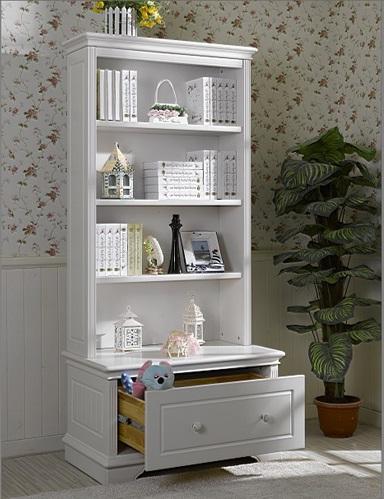 Da Vinci Bookshelf & Toybox