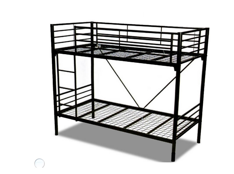 Matrix Bunk Bed - Single (Black)