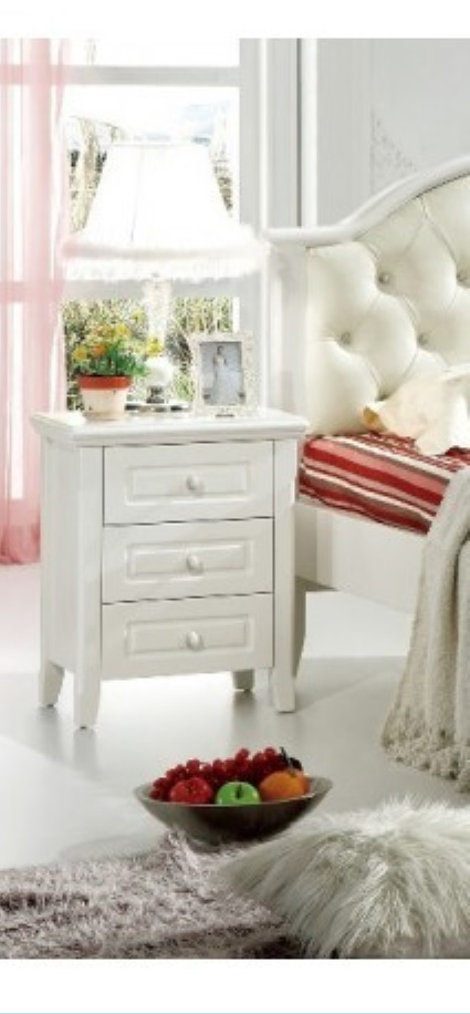 Melody Bedside Table