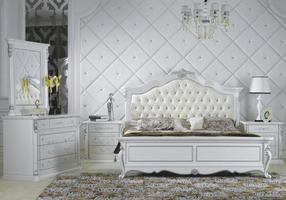 Mona Lisa Bed - Queen