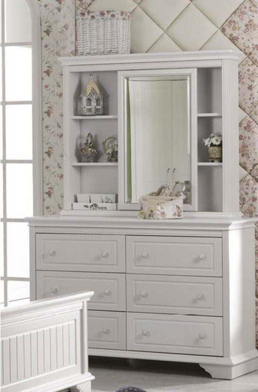 Mozart [ davic ] Dresser & Mirror
