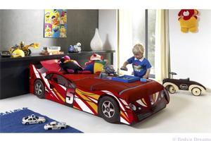 No.5 Car Bed (Red)