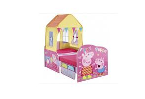 Peppa Pig Feature Toddler Bed
