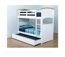 Ranch Bunk & Trundle (Single)