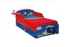 Thomas Toddler Bed - Storage and Shelf