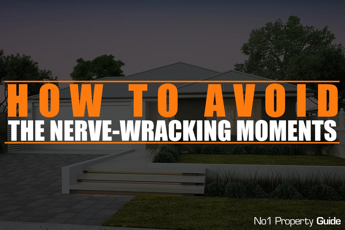 First home buyer? How to avoid the nerve-wracking moments