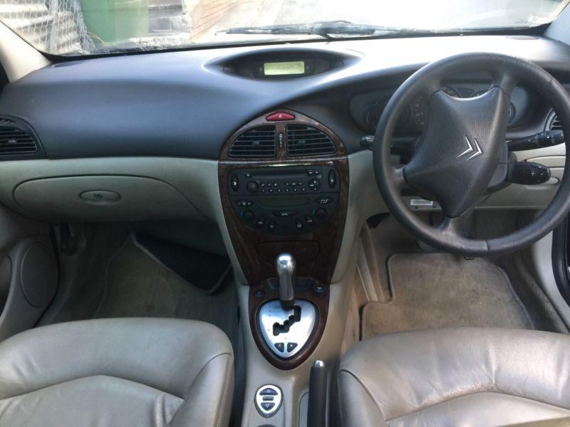 2005 Citroen C5 automatic 3months rego