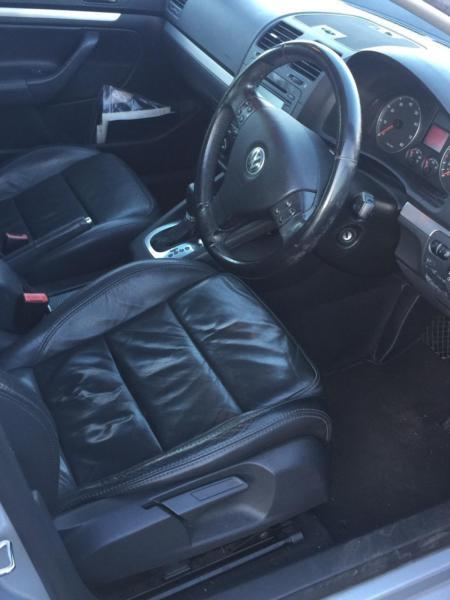 2006 Volkswagen Jetta turbo automatic sunroof 178,340kms