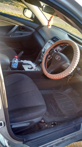 2008 Toyota Camry altise