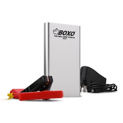 Boxo BOJS8 Portable 8000mah Mini Jump Starter Charger with USB $79.00