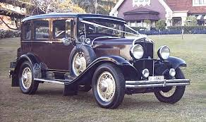 Chauffeur driven 1929 Vintage Chrysler From $620