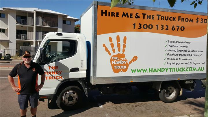 Hire a Man and a Truck in Sydney from $30