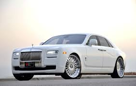 White Rolls Royce $590 Per Day