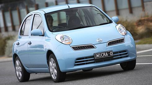 2007 - 2009 Nissan Micra