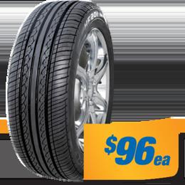 HF201 185/55R15 - $96.00